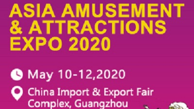 Asia Amusement & Attractions Expo(AAA 2020)