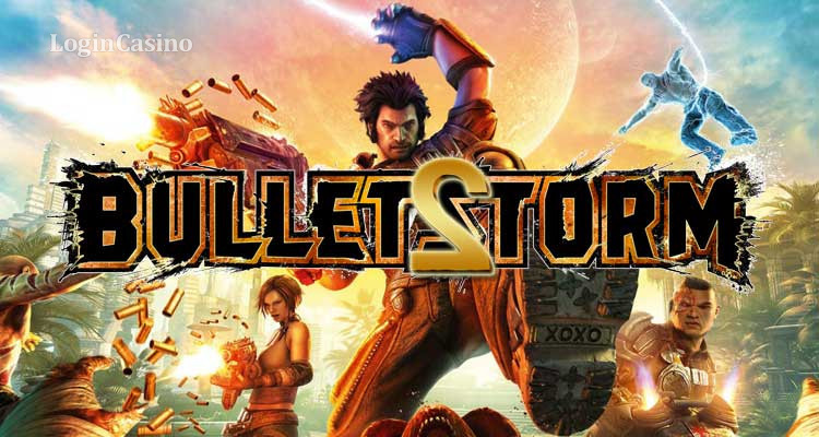 Bulletstorm 2: геймплей від People Can Fly і Epic Games