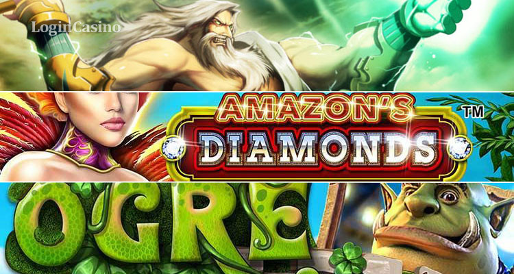 Огляд слотів Twin Strike, Amazon's Diamonds, Ogre Empire