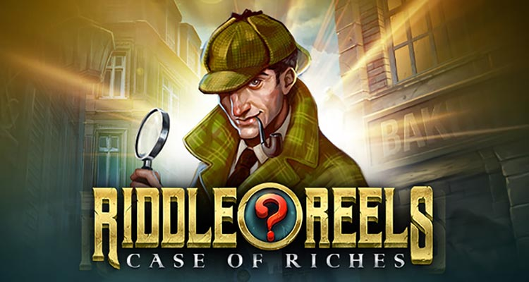 Riddle Reels: A Case of Riches від студії Play'n GO